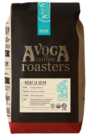 Avoca_Bag_Decaf La Selva
