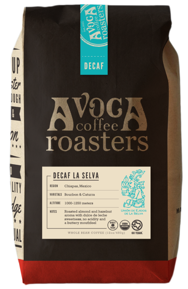 Avoca_Bag_Decaf La Selva